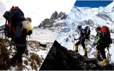 Andinismo en Perú