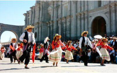 Aniversario de La Fundación Española en Arequipa