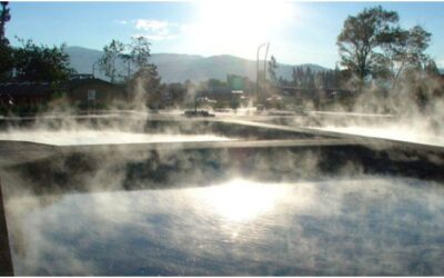 Baños termales de Yura