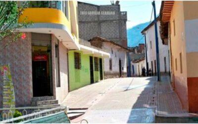 Calle Miscabamba – Abancay