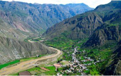 Cañón de Cotahuasi
