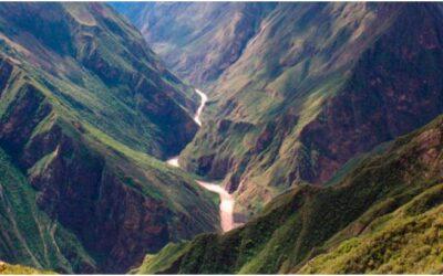 Cañón del río Apurímac