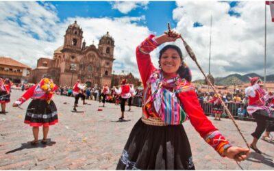 Carnavales en Cusco