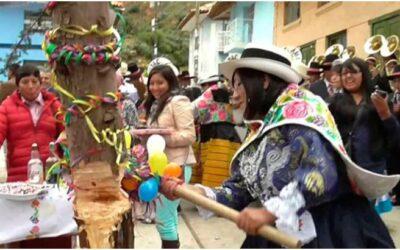 Carnavales en Junín