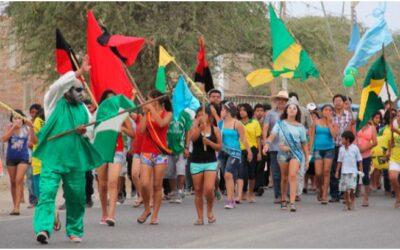 Carnavales en Piura