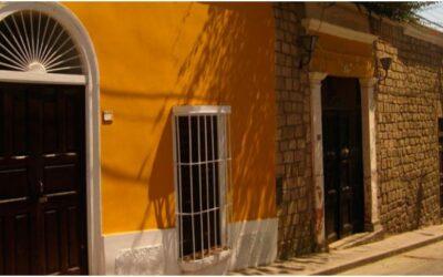 Casa Chocano – Delgado Podestá
