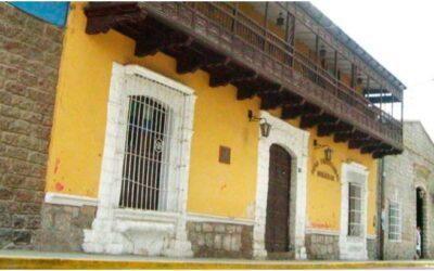 Casa Tradicional de Moquegua de la Flor Angulo
