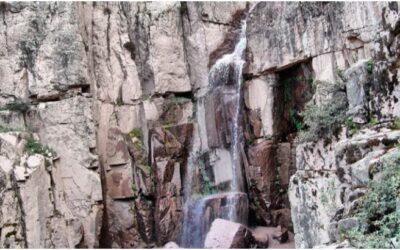 Catarata de hielo El Chorro