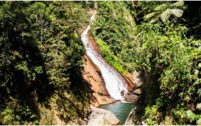 Catarata el Velo de la Novia Ucayali
