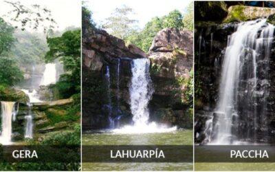 Cataratas de Moyobamba, paraíso natural en Perú