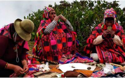 Ceremonia de Ofrenda a la Pachamama (Haywariska)