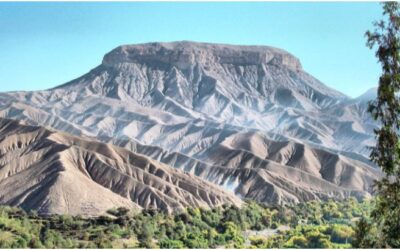 Cerro Baúl en Torata