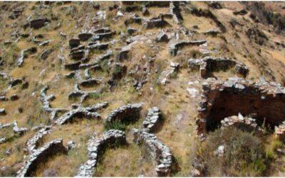 Complejo arqueológico de Garu