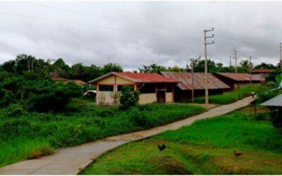Comunidad amazónica Padre Cocha
