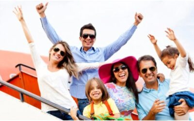 Consejos para viajes en familia (Avión, Automóvil e Internacionales)