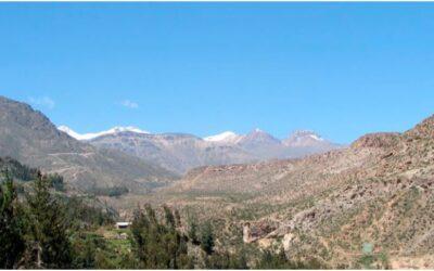 Cordillera del Barroso