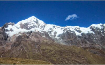 Cordillera Urubamba