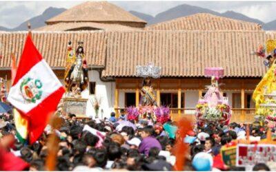 Corpus Christi en Cusco