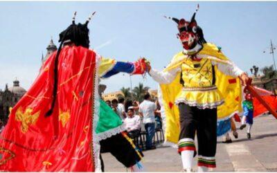 Danza Diablicos de Túcume