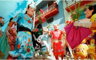 Danza Diablos de Cajabamba