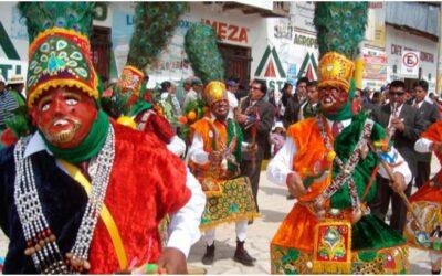 Danza guerrera de Shapish