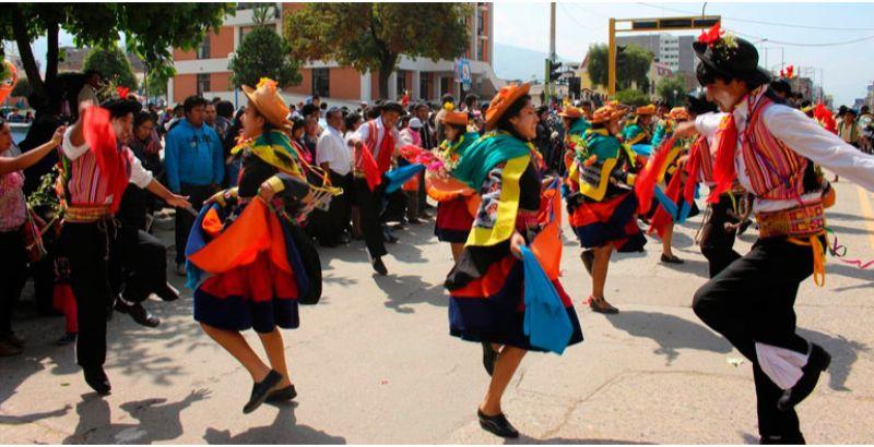 Danza Huaylas Antiguo