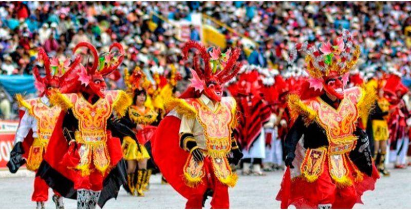 Danza la Diablada
