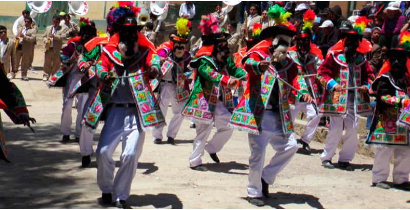 Danza la Pachahuara