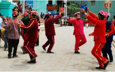 Danza de los blanquillos de Cabana