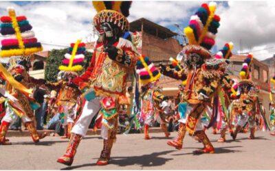 Danza los Negritos de Huánuco
