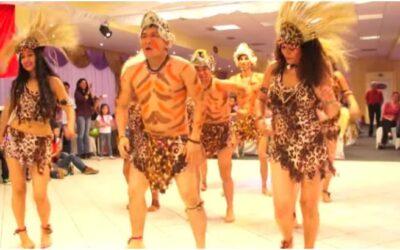 Danza los tigrillos de Tingo María