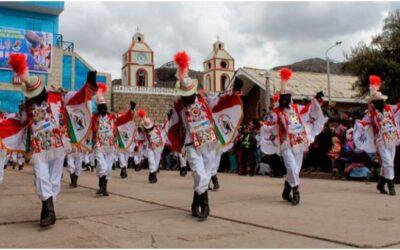 Danza negrería de Huayllay