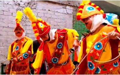 Danza Negrillos de Andahuaylas