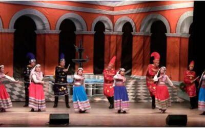 Danza Turcos de Caylloma