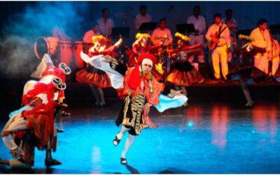 Danza Wallatas de la cuenca del río Patacancha