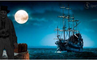 Leyenda el vengador espíritu pirata