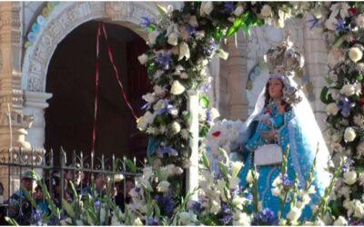 Fiesta de La Virgen de Las Nieves en Ayacucho