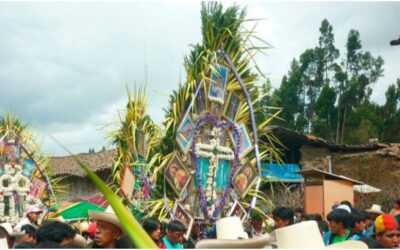 Fiesta de Las Cruces de Porcon