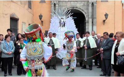 Fiesta de San Miguel Arcángel en Ayacucho
