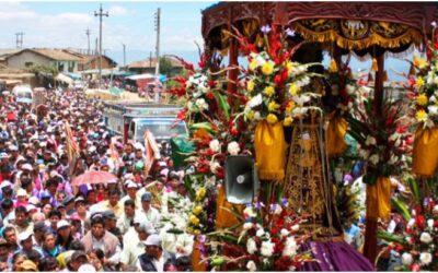 Fiesta Patronal del señor Cautivo de Ayabaca