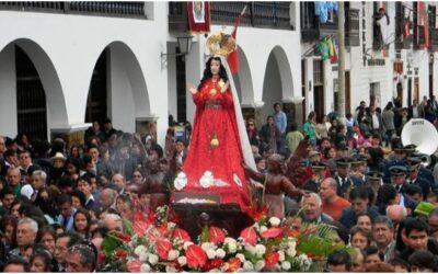 Fiesta Virgen de Asunción en Ayacucho