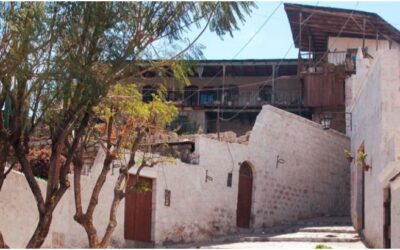 La casa encantada de Yanahuara