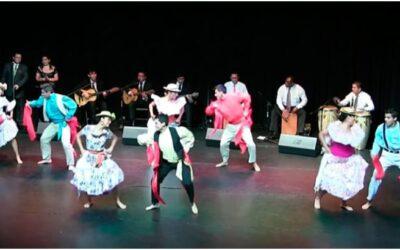 Danza La Zamacueca