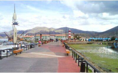 Malecón ecoturístico Bahía de los Incas