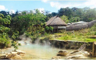 Mayantuyacu «El Río Hirviente»