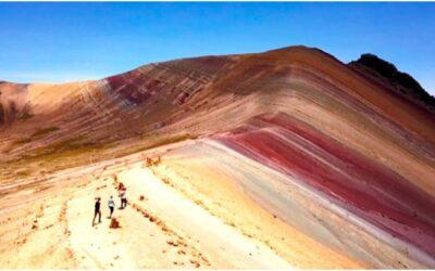 Montaña Arcoíris Palcoyo, alternativa a Vinicunca en Cusco