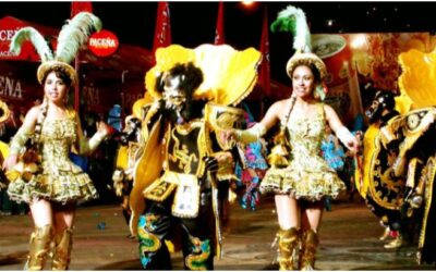 Danza Morenada de Puno