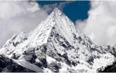 Nevado Pirámide Garcilaso
