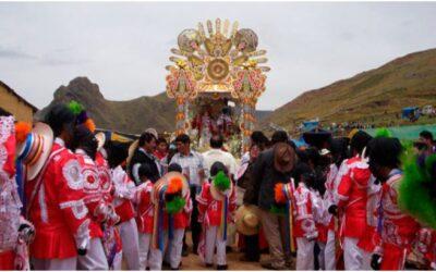 Festividad en homenaje al Niño Callaocarpino y al niño Jacobo