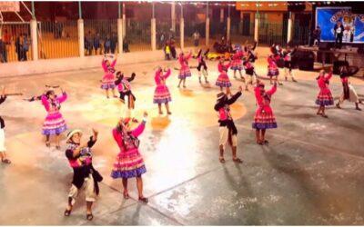 Danza Papa Hallmay de Coporaque